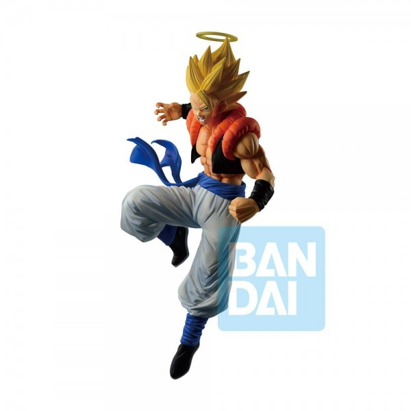 Dragon Ball Z - Dokkan Battle - Gogeta Figur / Ichibansho: Bandai