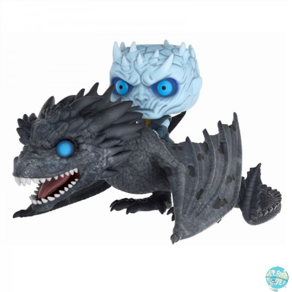 Game of Thrones - Night King & Viserion Figur - POP!: Funko
