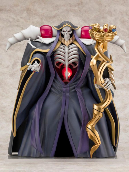 Overlord - Ainz Oal Gown Statue: FuRyu