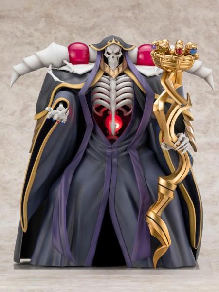Overlord - Ainz Oal Gown Statue / F:NEX [BESCHÄDIGTE VERPACKUNG]: FuRyu