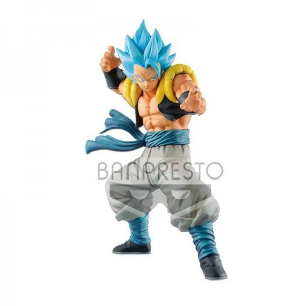 Dragon Ball Super: Broly The Movie - SSGSS Gogeta Statue / Masterlise: Banpresto