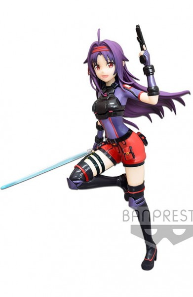 Sword Art Online - Yuuki Figur / Overseas Original Version: Banpresto