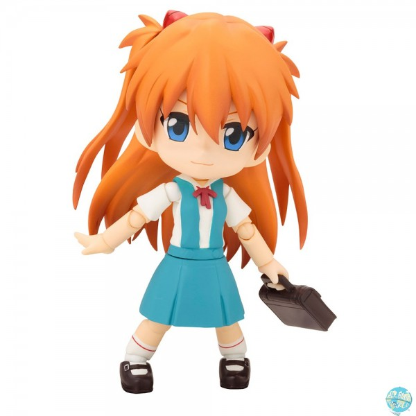 Evangelion 2.0 You Can (Not) Advance - Asuka Langley Actionfigur - Cu-Poche: Kotobukiya