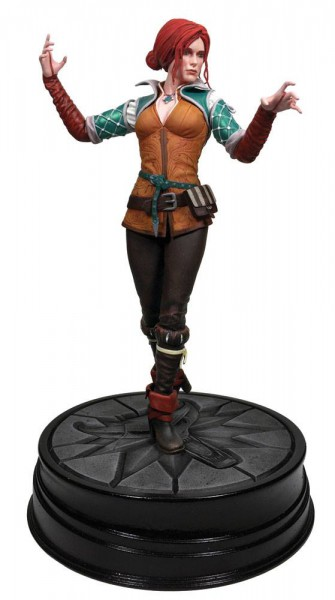 Witcher 3 Wild Hunt - Triss Merigold Statue: Dark Horse
