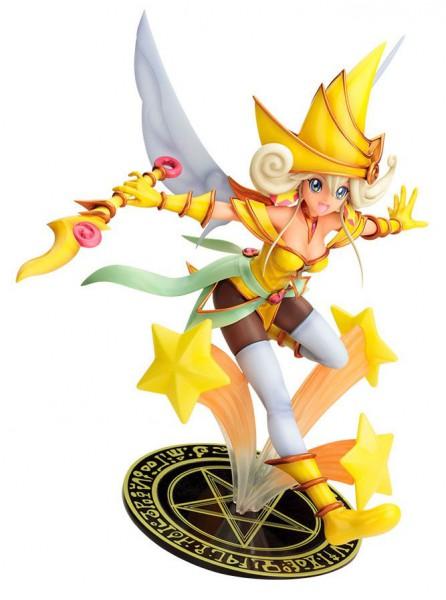 Yu-Gi-Oh! - Lemon Magician Girl Statue - The Dark Side of Dimensions Version: Kotobukiya