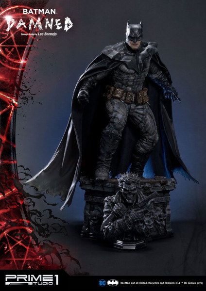 DC Comics - Batman Damned Statue: Prime 1 Studio