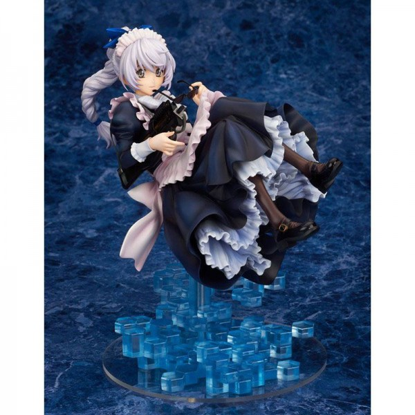 Full Metal Panic! Invisible Victory - Teletha Testarossa Statue / Maid Version: Alter