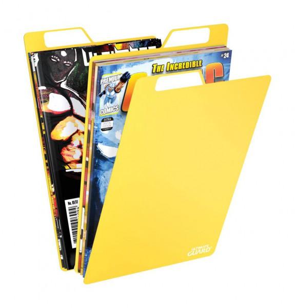 Ultimate Guard - Premium Comic Book Titeltrenner [25] / Gelb