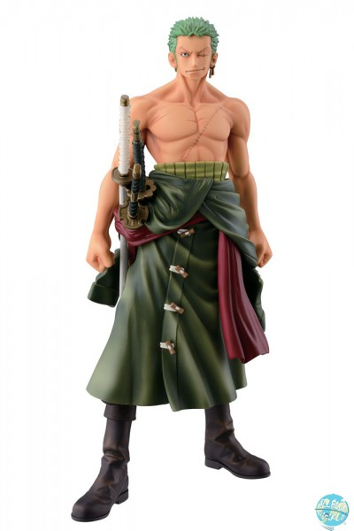 One Piece - Zorro Figur - Master Stars Piece / Special Version: Banpresto