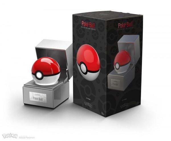 Pokémon - Pokéball Replika / Diecast: Wand Company