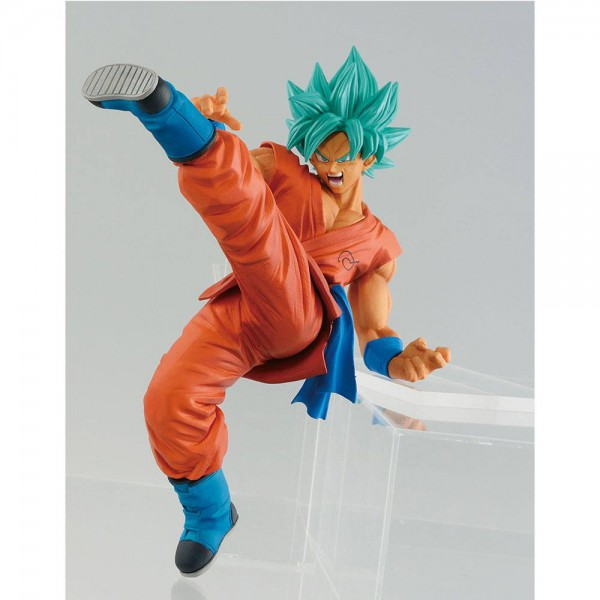 Dragon Ball Super - SSGSS Son Goku / FES: Banpresto