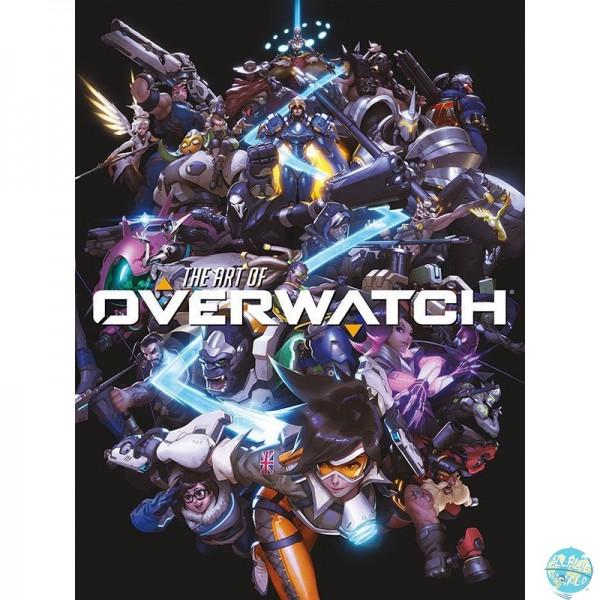 Overwatch - Artbook - The Art of Overwatch: Dark Horse