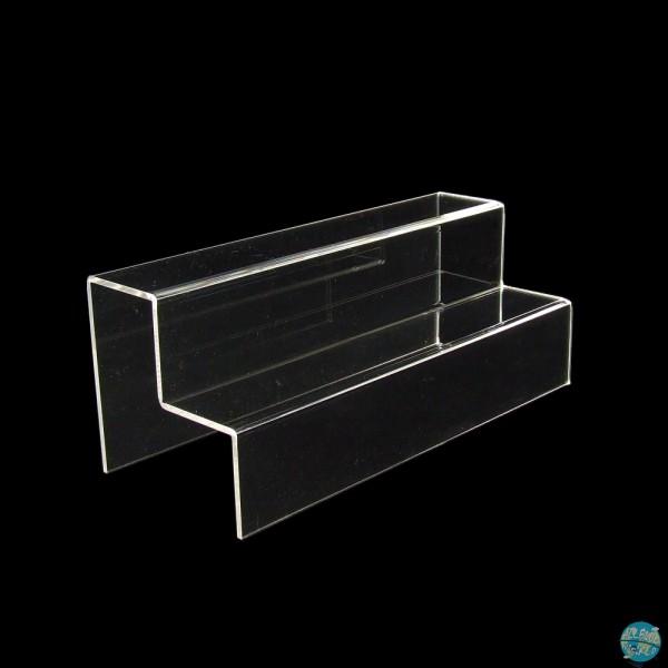 Präsentationstreppe 2-stufig - Nendoroid / Chibi - Acryl