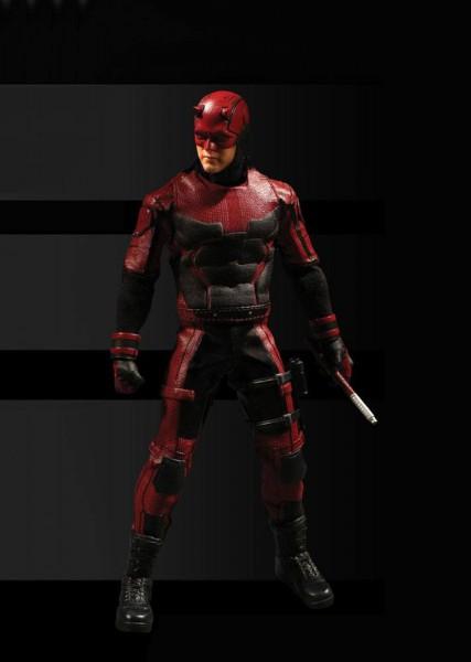 Marvel Universe - Daredevil Actionfigur: Mezco Toys