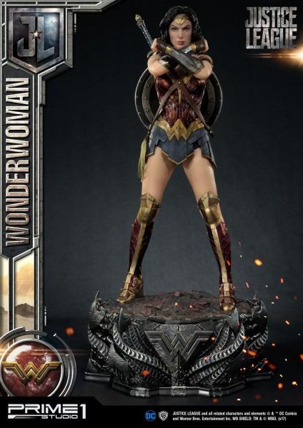 Justice League - Wonder Woman Statue: Prime 1 Studio
