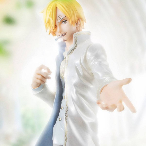 One Piece - Sanji Staute / P.O.P. WD Version - Limited Edition: MegaHouse