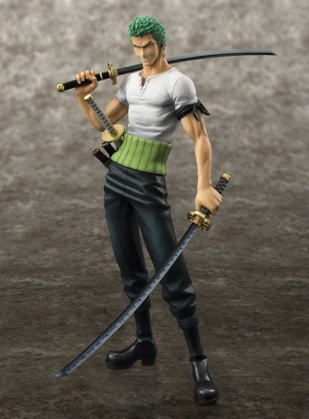 One Piece - Lorenor Zorro Statue - Excellent Model P.O.P NEO-DX 10th Limited Ver.: MegaHouse