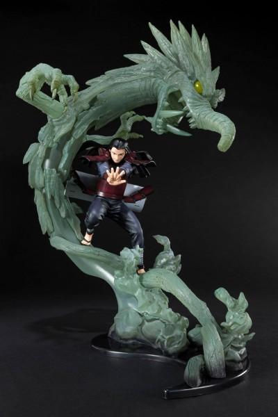 Naruto Shippuden - Hashirama Senju Statue / Kizuna Relation - Wood Dragon: Tamashii Nation