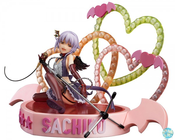 The Idolmaster - Sachiko Koshimizu Statue - Self-Proclaimed Cute Version: Phat!