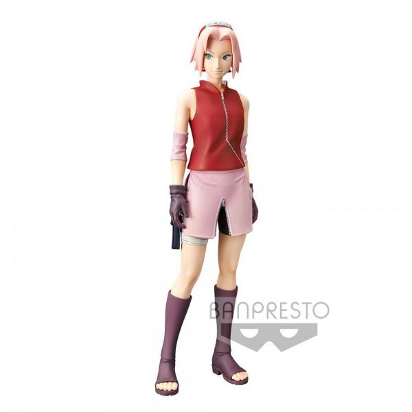 Naruto Shippuuden - Sakura Figur - Shinobi Relations / Grandista [NEUAUFLAGE]: Banpresto
