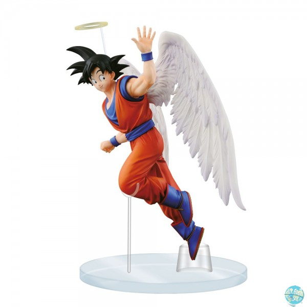 Dragonball Z - Son Goku Figur - Dramatic Showcase: Banpresto