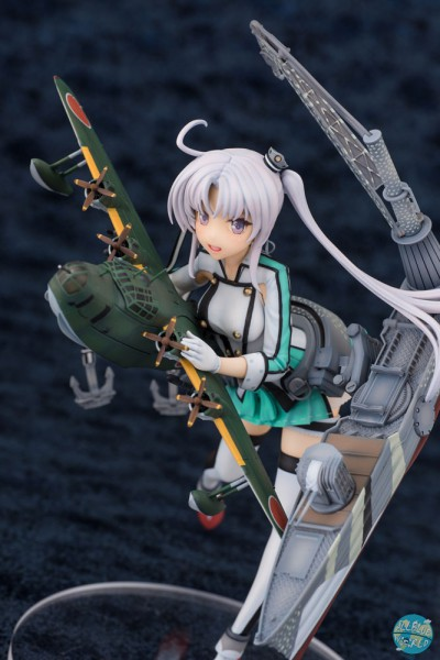 Kantai Collection - Akitsushima Statue: Aoshima
