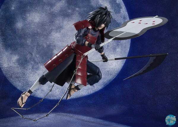 Naruto Shippuuden - Madara Actionfigur - S.H.Figuarts: Bandai