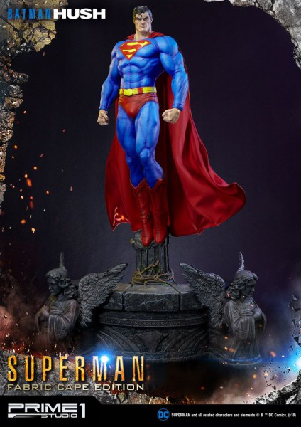 Batman Hush - Superman Statue / Fabric Cape Edition: Prime 1 Studio