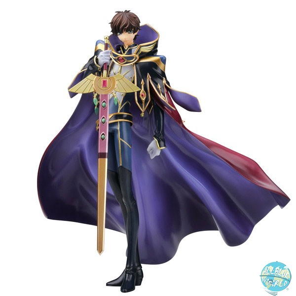 Code Geass: Lelouch of the Rebellion - Suzaku Statue - G.E.M. Serie: MegaHouse