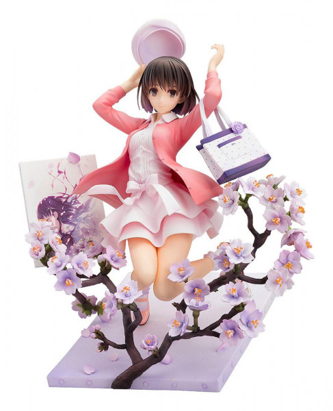 Saekano: How to Raise a Boring Girlfriend - Megumi Statue / First Meeting Outfit: Good Smile Company
