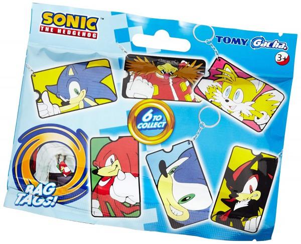 Sonic - Taschenanhänger - Mystery Bags: TYE