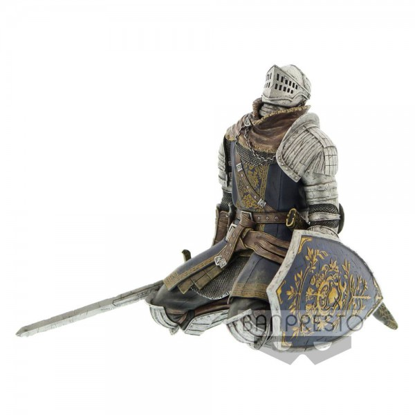 Dark Souls - Oscar Knight of Astora Figur: Sculpt Collection: Banpresto