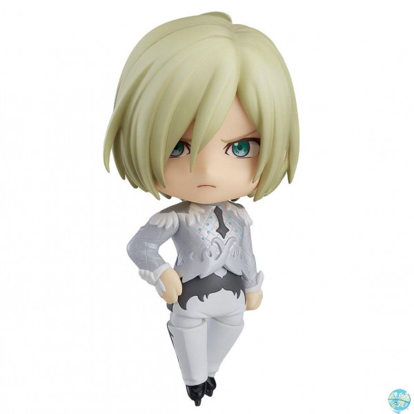 Yuri!!! on Ice - Yuri Plisetsky Nendoroid: Orange Rouge