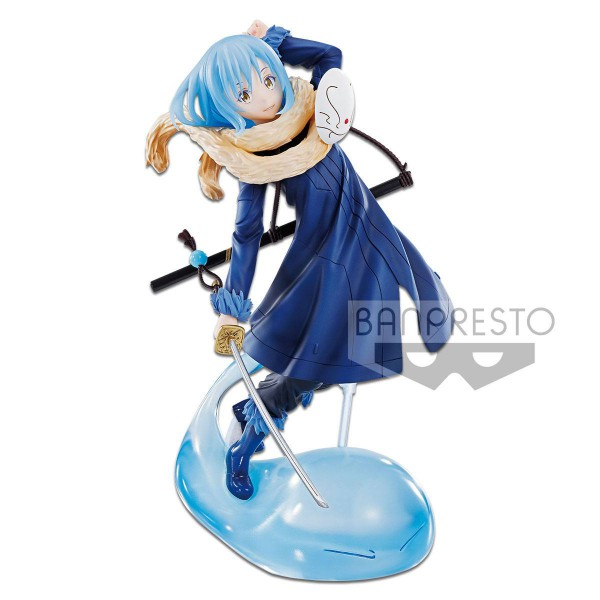 That Time I Got Reincarnated as a Slime - Rimuru Figur: Banpresto