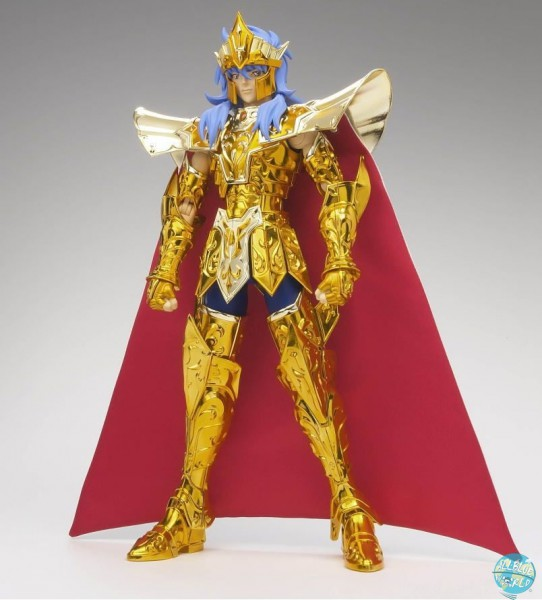 Saint Seiya - Kaioh Poseidon Actionfigur - Saint Cloth Crown: Bandai