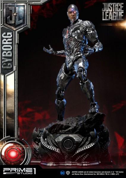 Justice League - Cyborg Statue: Prime 1 Studio