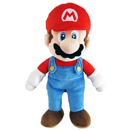 Nintendo - Super Mario Plüschfigur: Together