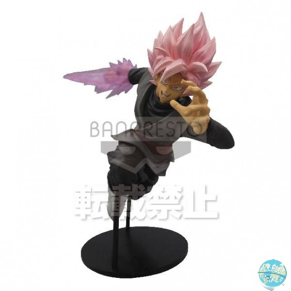 Dragonball Super - Goku Black Figur: Banpresto