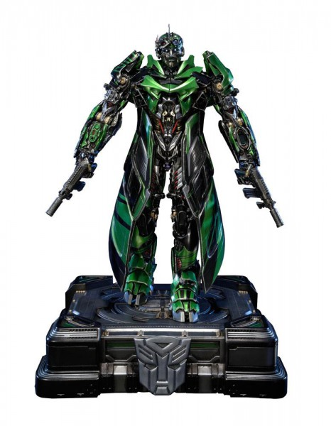 Transformers The Last Knight - Crosshairs Statue: Prime 1 Studio
