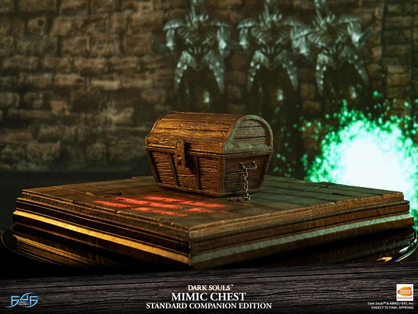 Dark Souls - Mimic Chest Companion Statue Standard Edition: First 4 Figures