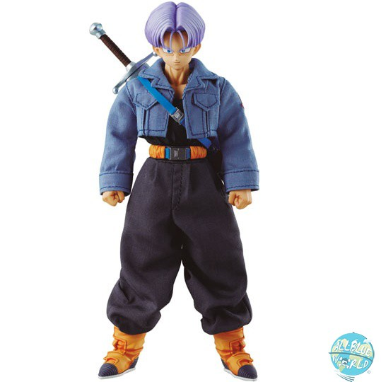 Dragonball Z Banpresto Rebirth of F DXF Figur Trunks 15cm