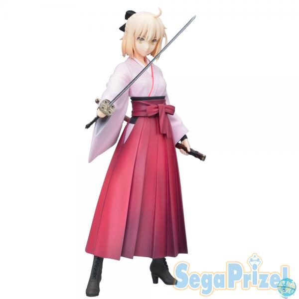 Fate / Grand Order - Saber / Okita Souji / SPM Figure Statue: Sega