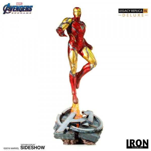 Avengers: Endgame - Iron Man Statue / Legacy Replica: Iron Studios
