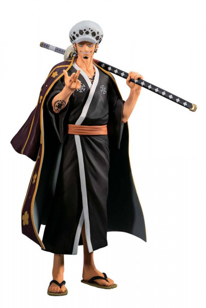 One Piece - Law Figur: Bandai Ichibansho