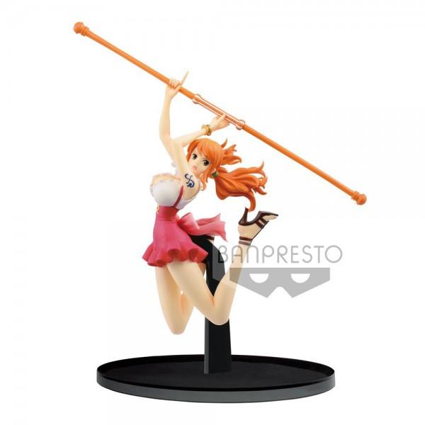 One Piece - Nami Figur / BWFC - Normal Color: Banpresto