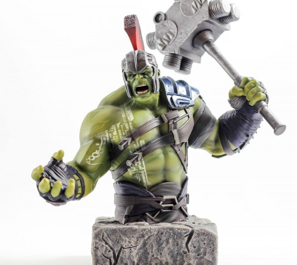 Thor Ragnarok - Hulk Büste: Semic