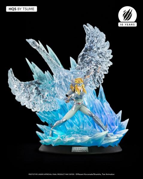 Saint Seiya - Cygnus Hyoga HQS: Tsume