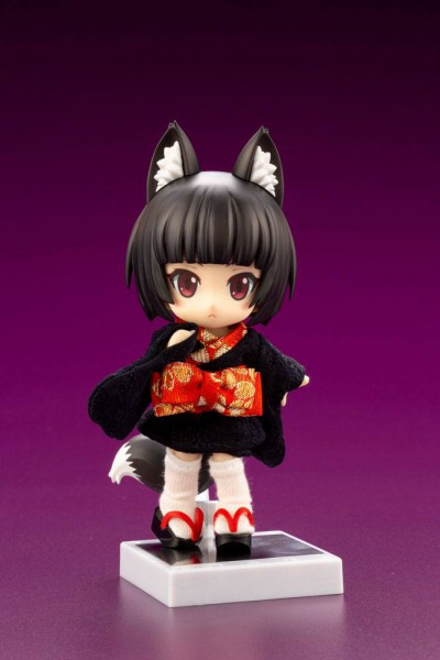 Original Character - Black Fox Spirit Actionfigur / Cu-Poche Friends: Kotobukiya