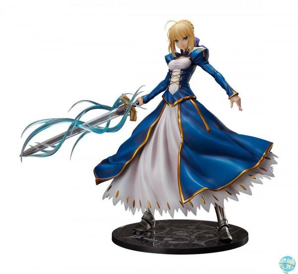 Fate/Grand Order - Saber / Arturia Pendragon Statue]: FREEing