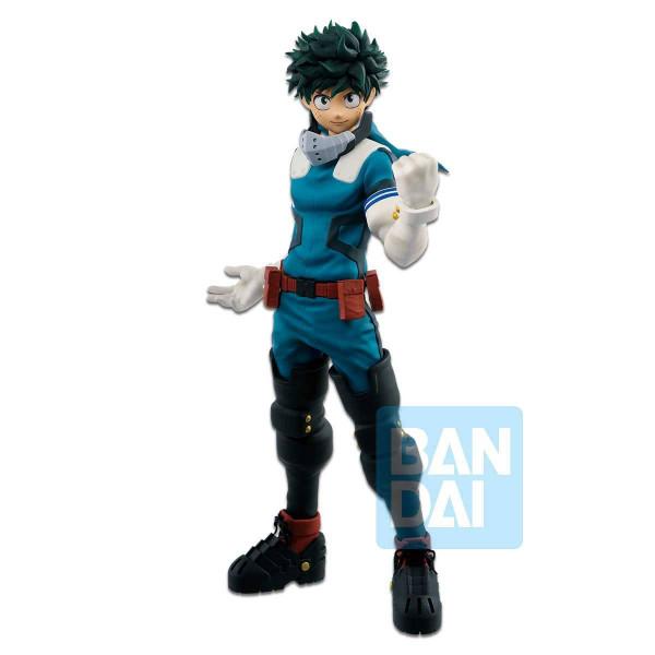 My Hero Academia - Izuku Midoriya Figur / Ichibansho: Bandai Spirits